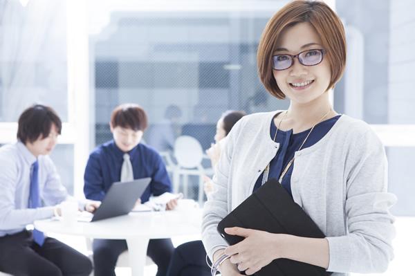 女性管理職のステキな職場